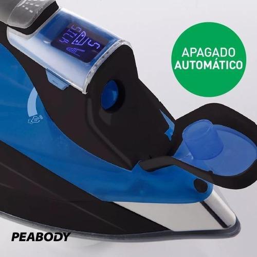 plancha electrica a vapor peabody pe-pvd35