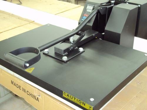 plancha estampadora - sublimadora 60 x 40 cm.