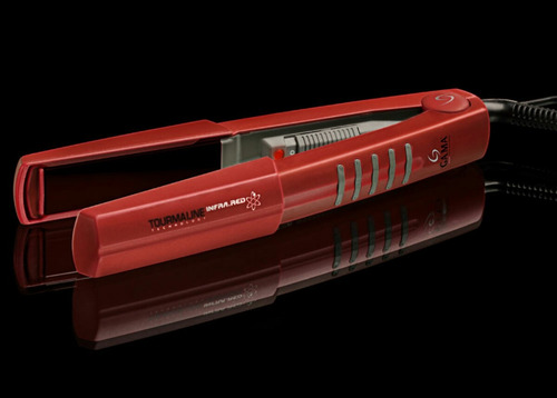 plancha gama italy infrared laser ion