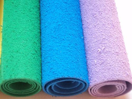 plancha goma eva toalla grande pliegos 60x40
