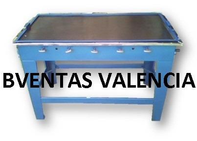 Plancha industrial a gas peque a hierro para cocina bs - Plancha industrial para cocina ...