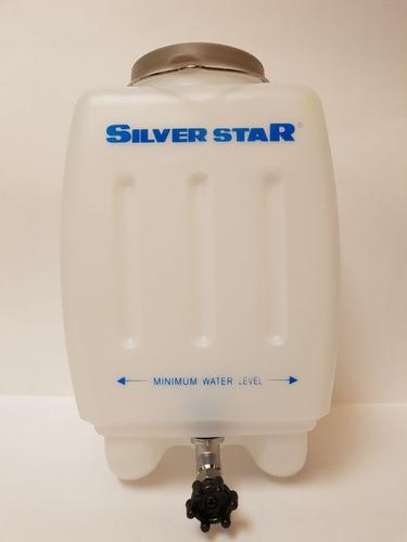 plancha industrial a vapor silver star original-koreana