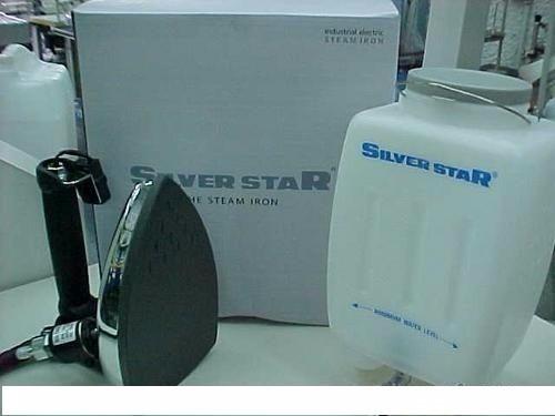 plancha industrial silver star nueva con garantia