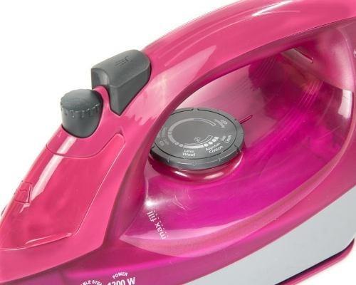 plancha oster anti-adherente 1200 watts rosada gcstbs4901p