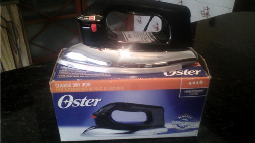 plancha oster clasica 4018