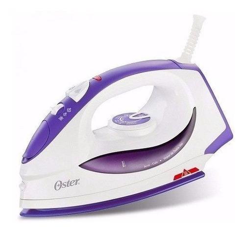 plancha oster violeta c/vapor 5856-aj hogar