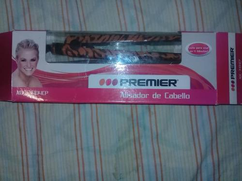 plancha para cabello marca premier