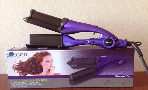 plancha para ondas siegen cabellos rapunzel