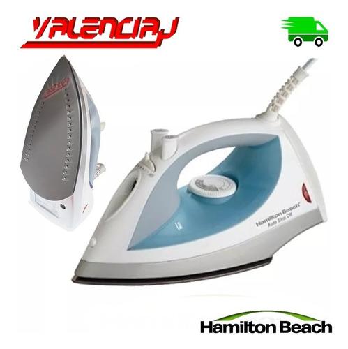 plancha para ropa hamilton beach 14672 a vapor 110v electric