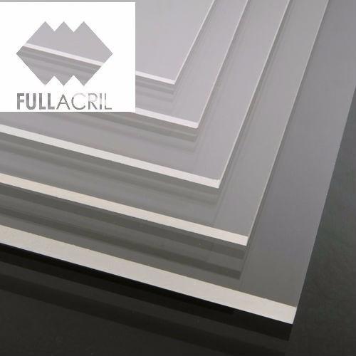 plancha placa acrílico virgen 1000 x 2000 x 10mm full-acril