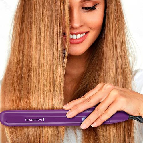 plancha remington cabello pelo profesional original colores
