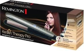 plancha remington keratin therapy