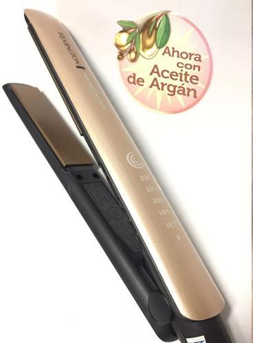 plancha remington keratin therapy aceite argan original 100%