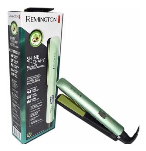 plancha remington macadamia y aguacate s9960 original+ob