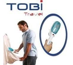 plancha ropa a vapor tobi viajera portatil traveler vertical