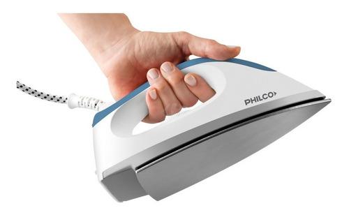 plancha seca philco psp1217n con rociador pc antiadherente