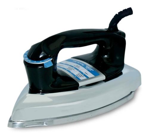 plancha seca ropa kalley k-mpls100 negro plateado