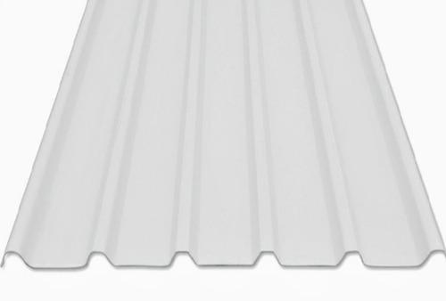 plancha upvc termoacustica trapezoidal