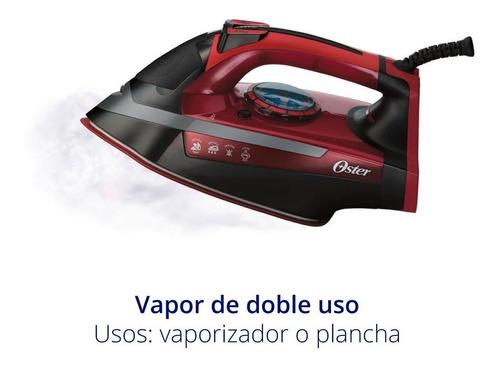 plancha vapor oster 7201 vapor vertical y horizontal 2500 pc