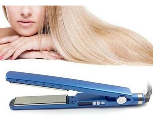 plancha,de cabello nano titanium