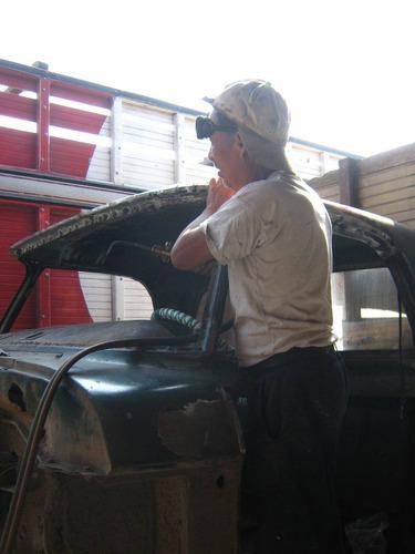 planchado y pintura de autos
