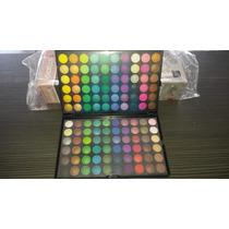 Paleta Sombra De 120 Colores Importada Usa
