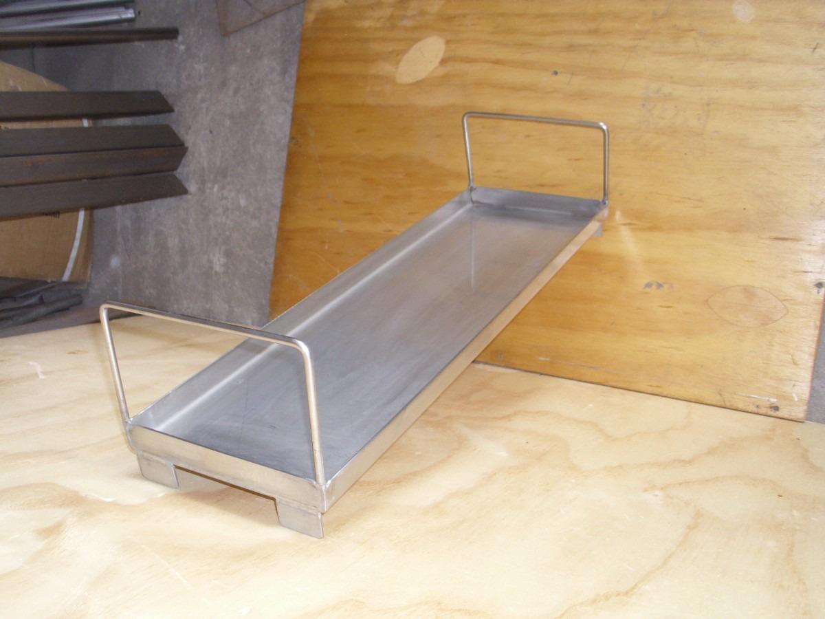 Planchas churrasqueras en acero inoxidable desde 2 mm - Plancha acero inoxidable precio ...