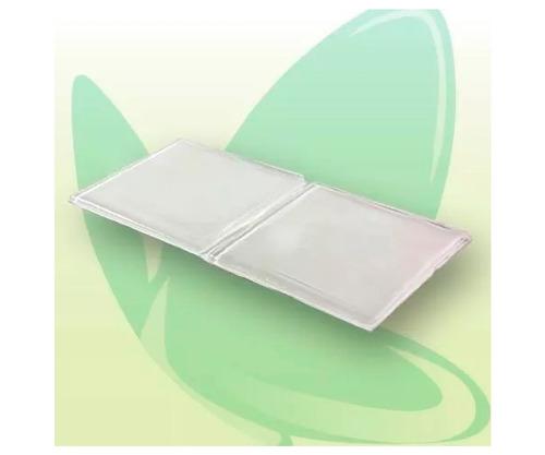 planchas de gel polimero auto adherente 10x10 cm flytec x 2