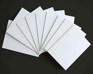 planchas de pvc sintra 2 mm por pacas de 20 unidades