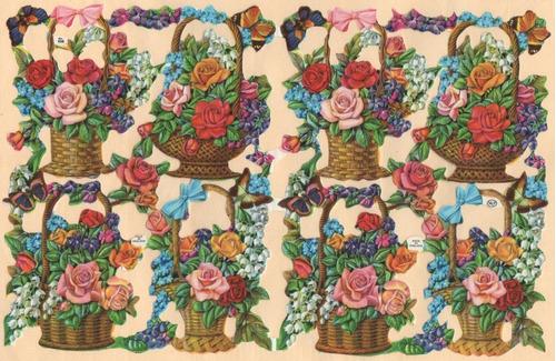 planchas figuritas inglesas hermosas s brillantina c relieve