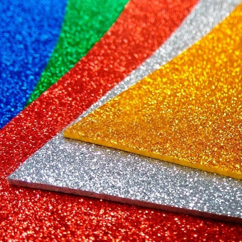 a37dd66e1 planchas goma eva súper glitter / paquete x 10 unidades. Cargando zoom.