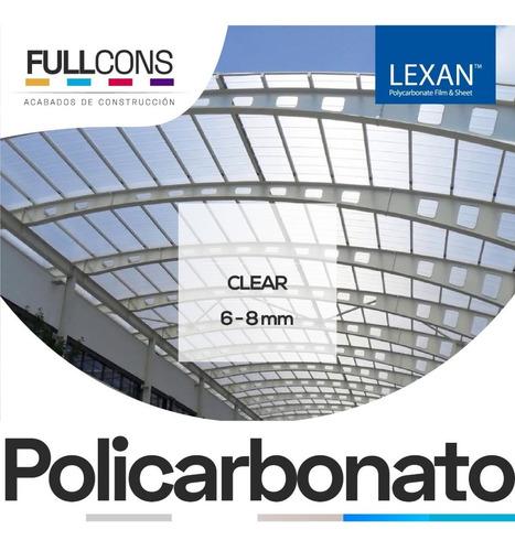 planchas para cubiertas de policarbonato alveolar