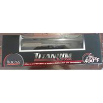 Plancha Rucha Titanium Ultra