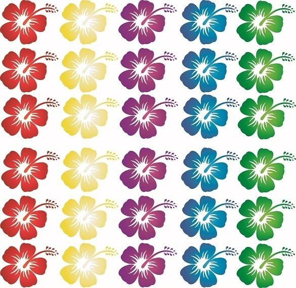 Planchas Vinilos Decorativo Flores 30x30cm Pque Chacabuco 300