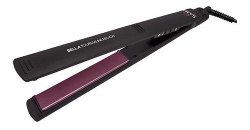 planchita de pelo gama bella tourmaline red ion ultra slim