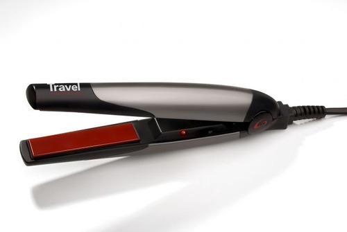 planchita de pelo gama travel tourmaline compacta para viaje