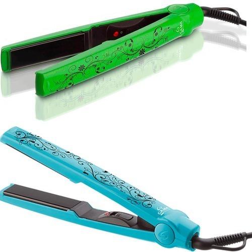 planchita de pelo y cabello gama (41) colors edition grande plancha alisadora cabello colores garantia oficial
