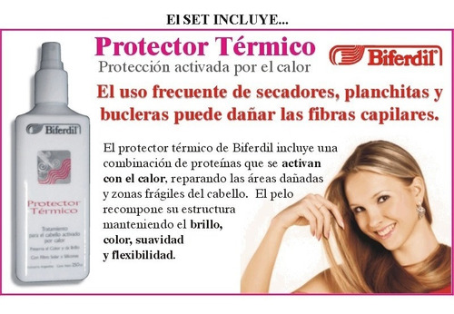 planchita gama keration elegance + secador + protector term.