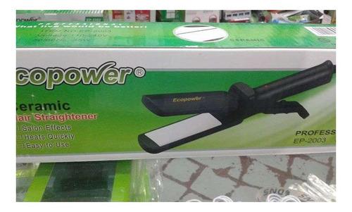 planchita para cabello ecopower ep 35 watts nuevas!!!