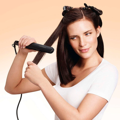 planchita pelo philips hp8333 care straightener ion ceramica