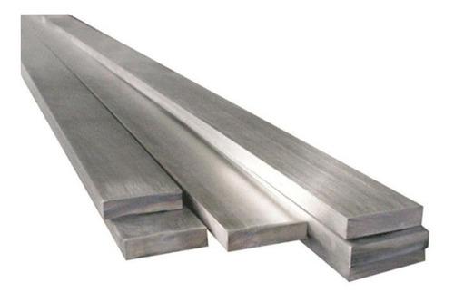 planchuela de hierro 1 1/4 x 3/16'' -6 mts de largo cuotas!