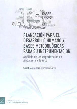 planeación para el desarrollo humano y bases metodológicas p