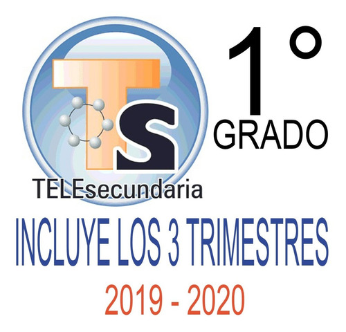 planeaciones telesecundaria primer grado anual 2019-2020