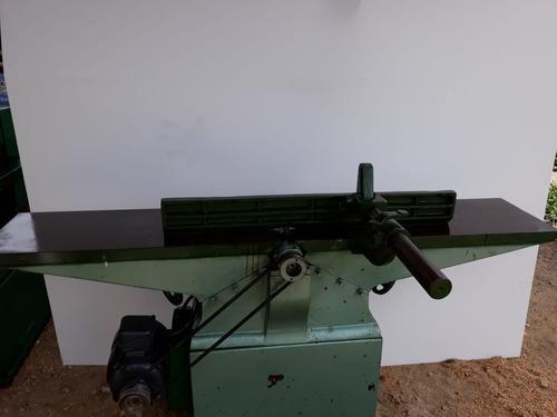 planeadora para carpintería de segunda