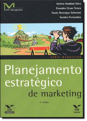 planejamento estrategico de marketing 04ed de silva helton h