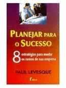 planejar para o sucesso - paul levesque