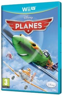 planes aviones juego original sellado wii u
