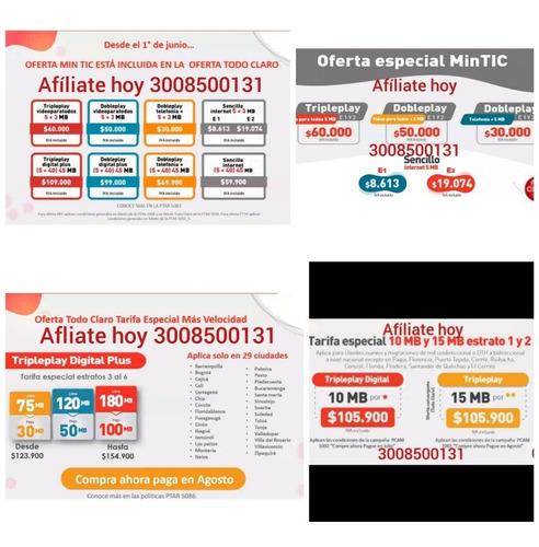 planes internet ilimitado banda ancha con tarifa subsidiada
