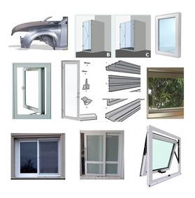 Planes Trabajos Aluminio Carpinteria Ventanas Puertas Rejas