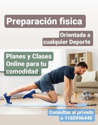 planes y clases de entrenamiento online